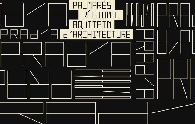 Sélectionnés au Palmarès Aquitain Régional d'Architecture !