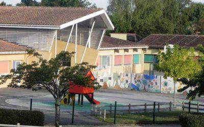 Groupe scolaire à Beychac et Cailleau !