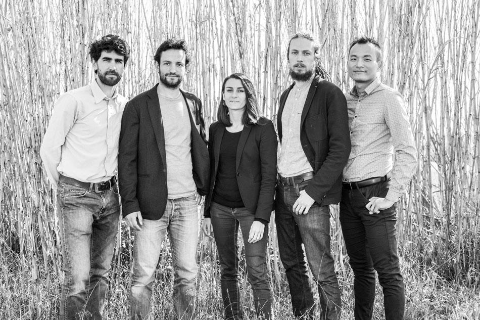 Collectif d'architectes Moonwalklocal Bordeaux Paris